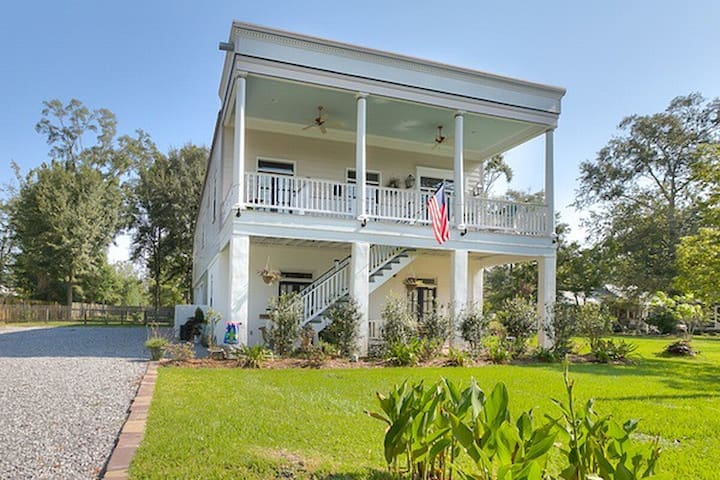 About Trace Bed and Breakfast