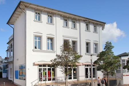 Residenz Strandeck Wohnung 01 - Göhren