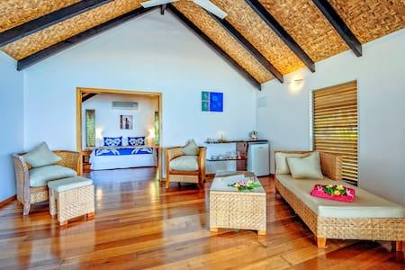 Tamanu Beachfront Bungalow - Aitutaki - Villa
