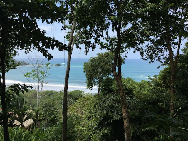 Canto del Mar-Dominical, Ocean View - Dominical - House