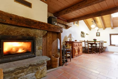 Typical House in Monterosa Ski - Brusson  - Apartament