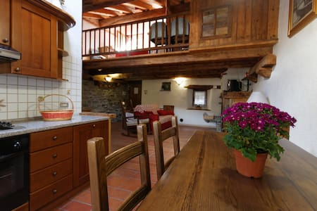 Typical House in Monterosa Ski - Brusson