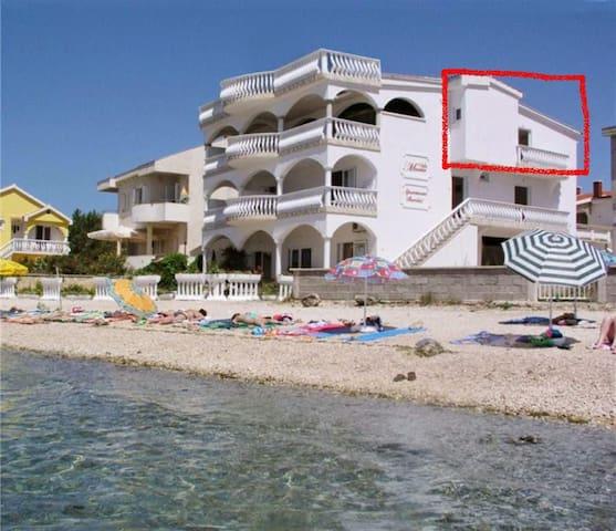 Apartments - house on the beach SAF - Vir - Apartment