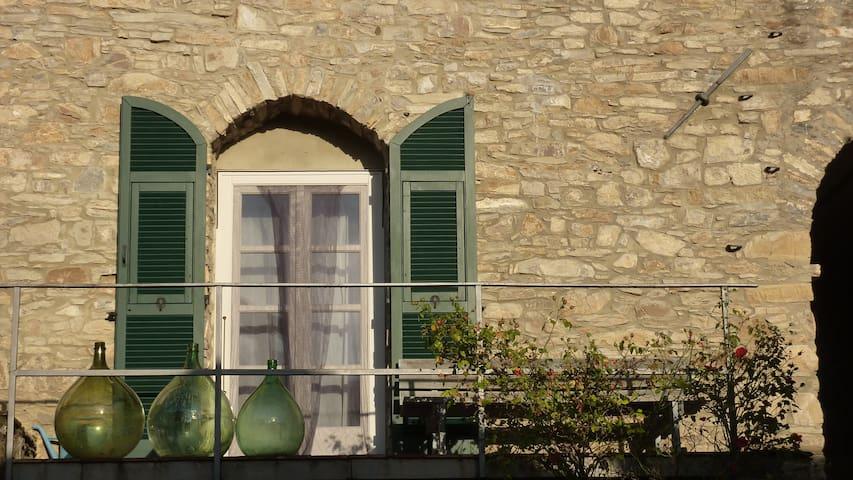 Altes Steinhaus  - Ville San Sebastiano - Dům