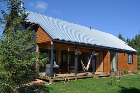 Oliphant - Lake front cottage - Oliphant - Chalet