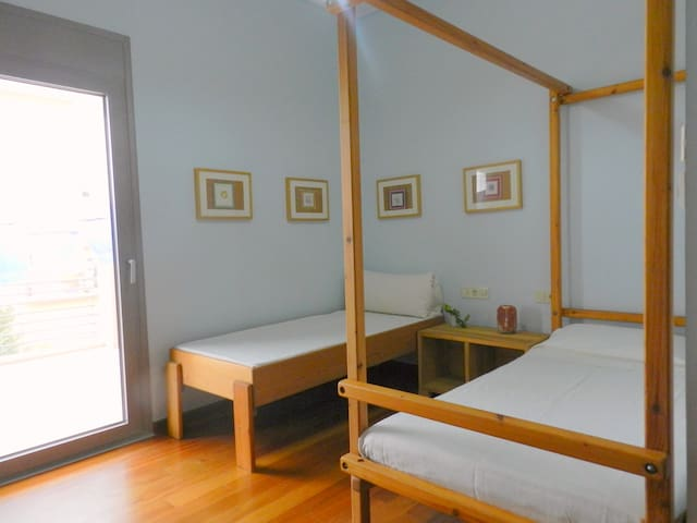 luxury three bedrooms apartement - Chania - Wohnung
