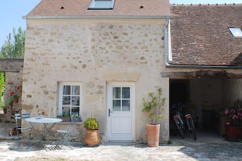Fietshuis, de thuisbasis van Vexin
