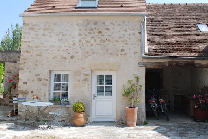 Bcycl'home, maison du Vexin