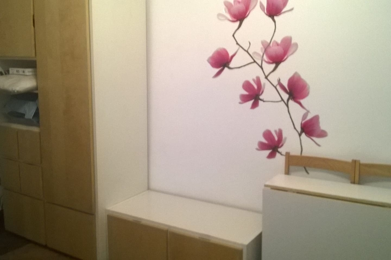 Un po' di primavera alla parete