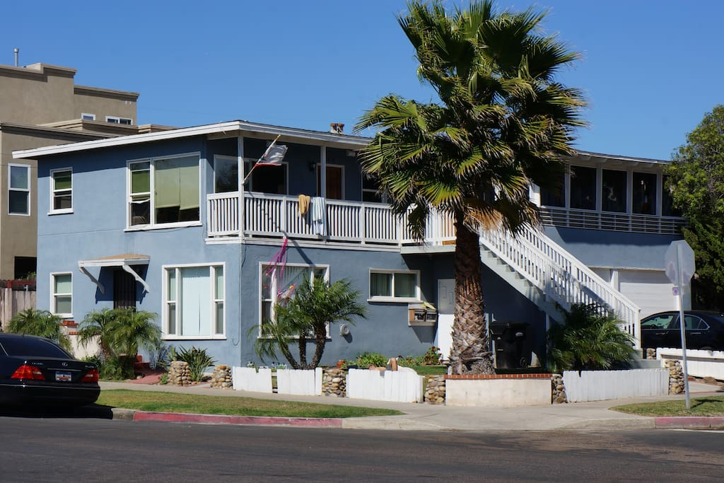 Rooms For Rent Pacific Beach San Diego