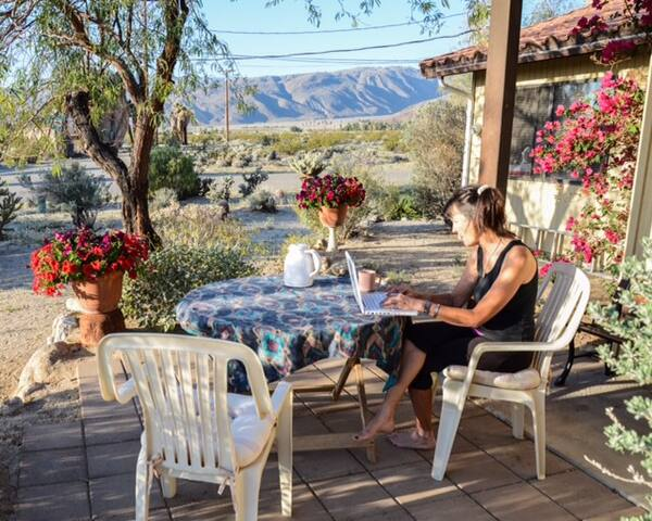 Sweet little home in SunGold - Borrego Springs - Haus