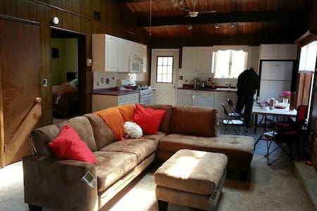 Cozy quiet charlet cabin - Bushkill - House