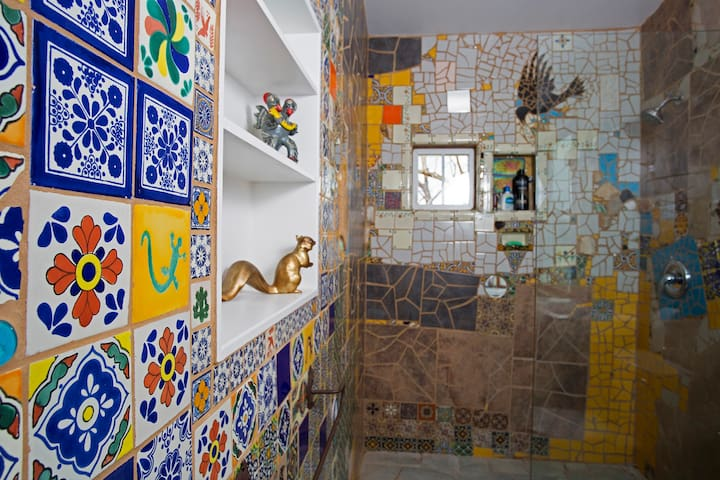 The most beautiful tile work by Thee Perry Hoffman