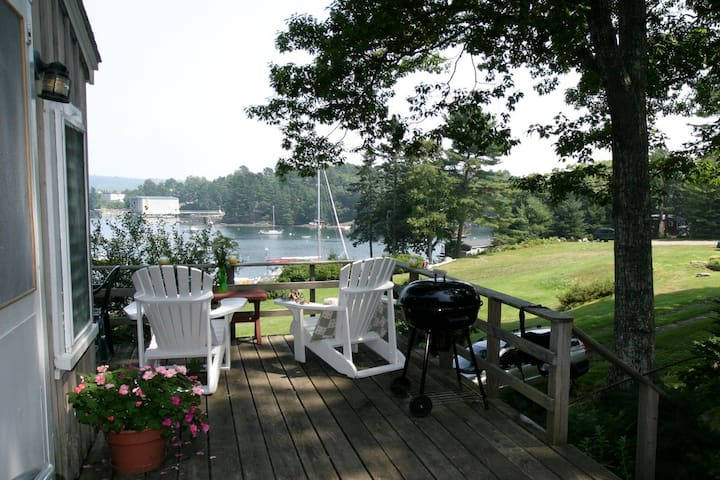 Hillside Cottage at Harborfields - Boothbay Harbor - Cabaña