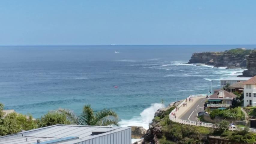 Stunning beach house with pool  &  amazing views - Tamarama