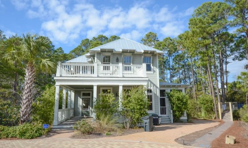 Special Rates-4BR 4.5BA Sleeps 10 - Santa Rosa Beach - House