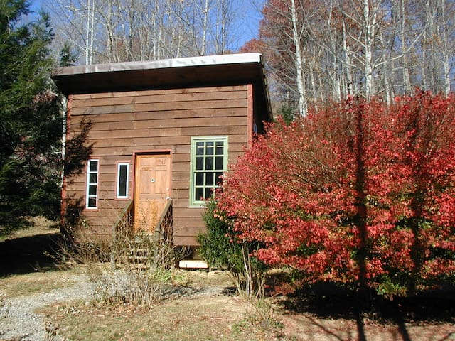Tiny Cabin on Working Duck Farm - Burnsville - Cottage