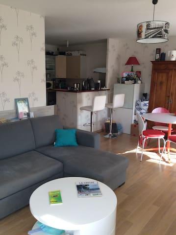 Bel Appartement idéalement situé - Le Mans - Apartment