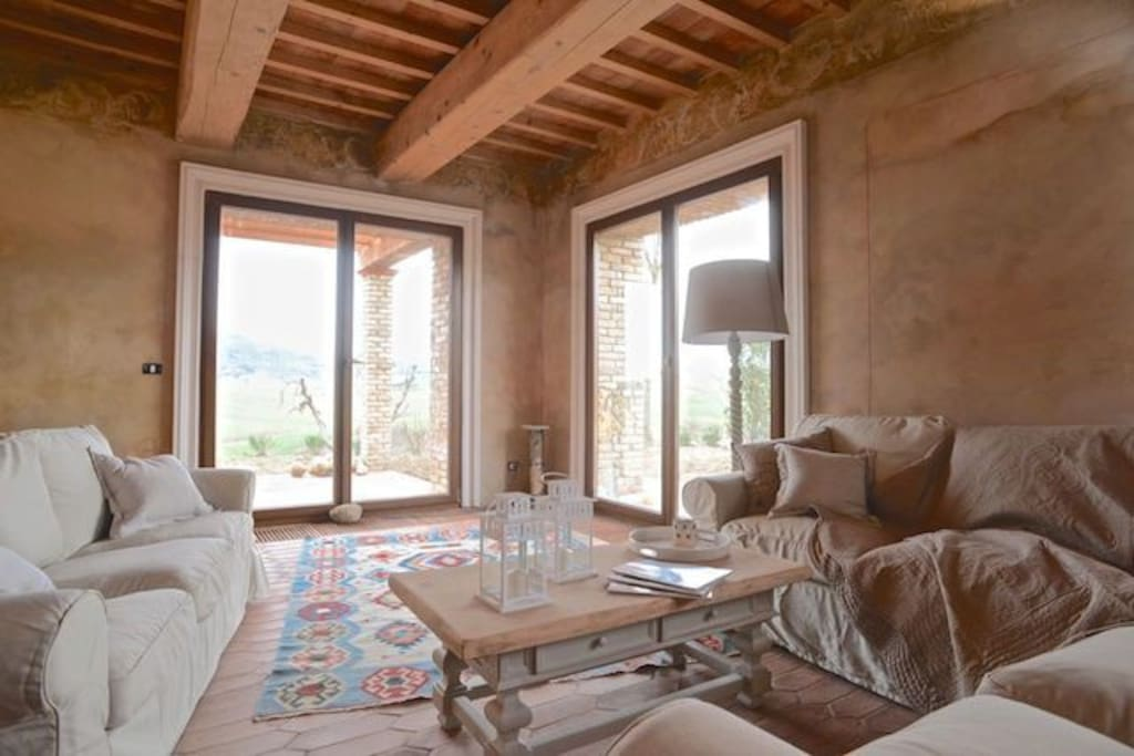 TUSCANY FOREVER RESIDENCE  VILLA ALLEGRIA GROUND FLOOR APARTMENT