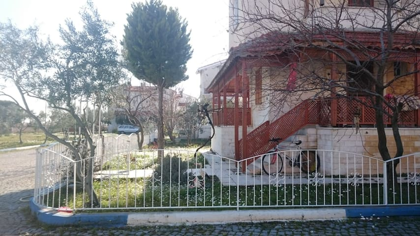 Tatil köyünde Triplex villa