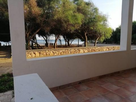 """Casa Lucrezia"" vendt mot havet"