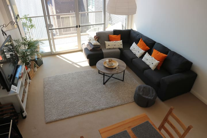 Bright modern 1-Bed flat in the heart of Randwick - Randwick - Apartment
