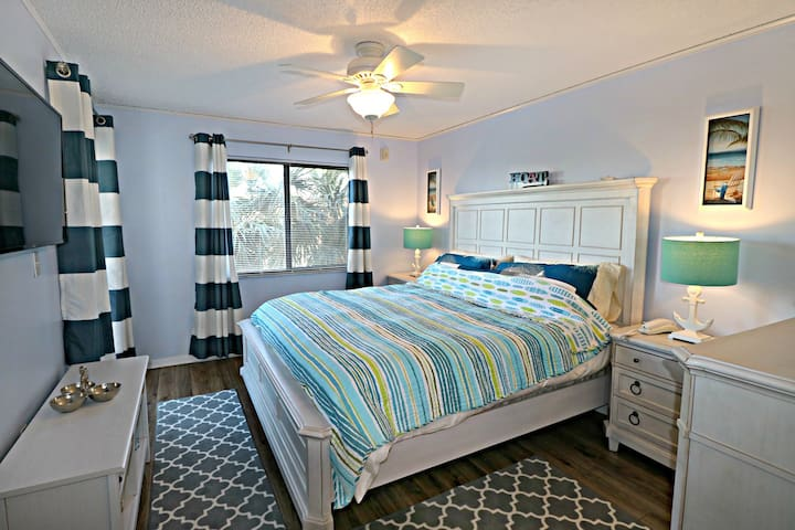 Nautical and Updated-Ocean Village Club Condo A35