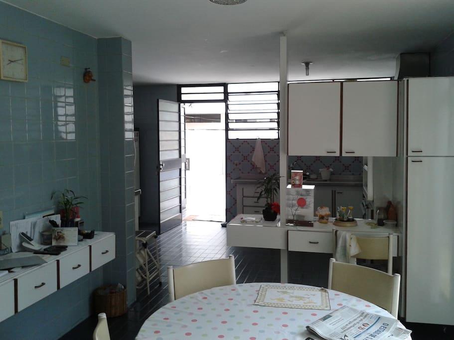 cozinha/copa ampla