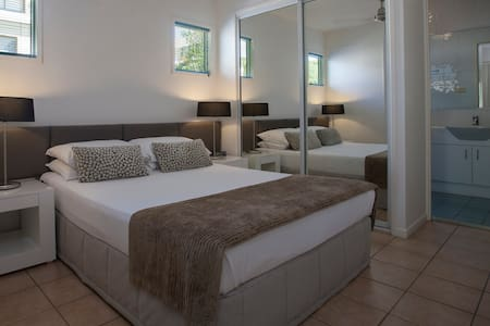 Your perfect Macrossan Street Accommodation Port Douglas Apartments is an adult only non smoking resort located on the corner of Davidson and Macrossan Streets, the quiet end.
