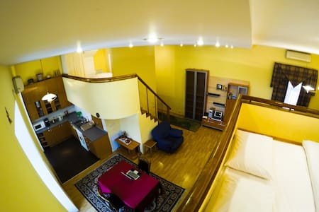 Apartment in the Heart of Kyiv - Киев