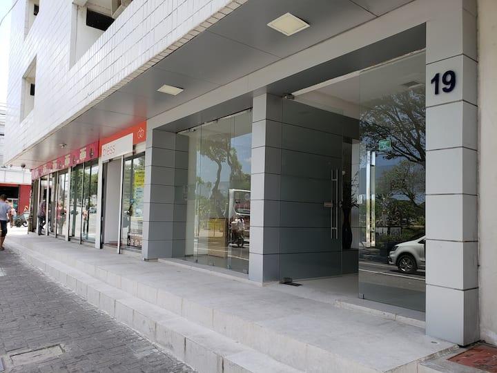Suite para 3 em frente a Lagoa - Lagoa Park Hotel