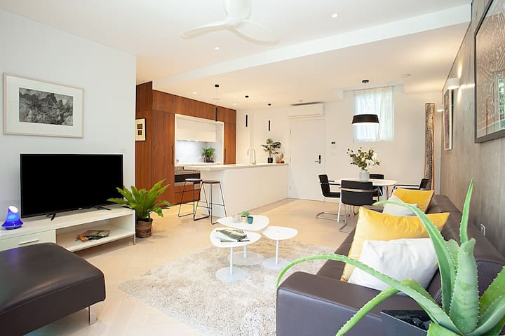 FERN NEW MULTI · Quirky 1 Bedroom Apartments Next to Aus Tech Park