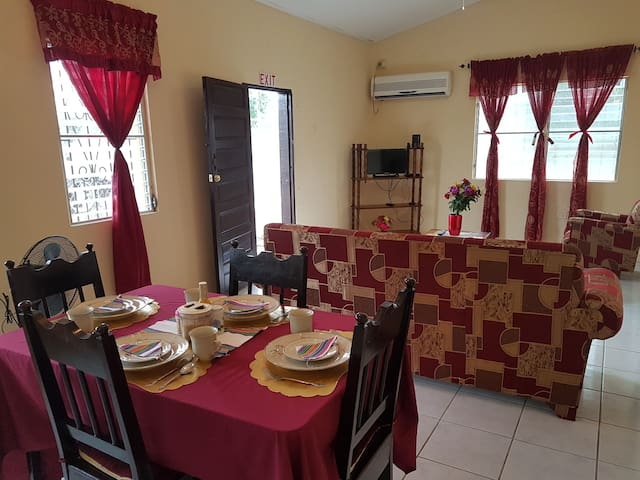 See Belize 2-BR Capital City Vacation Rental