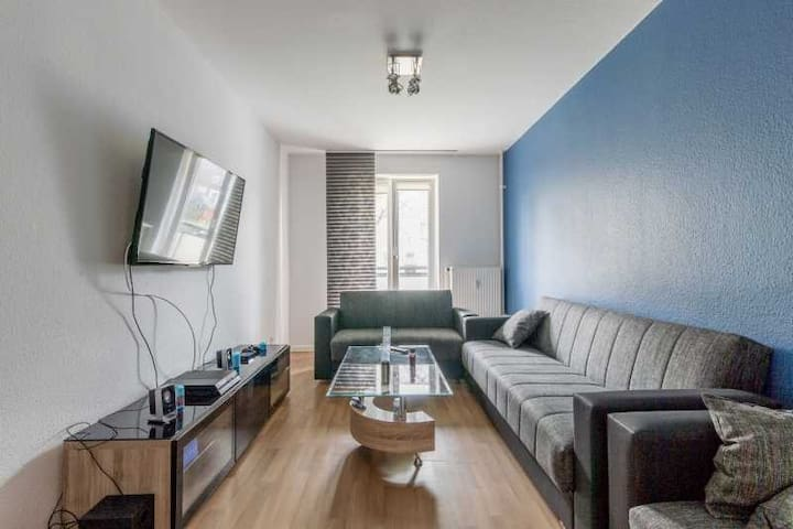 2 Zimmer Apartment | ID 6263 | WiFi, Apartment