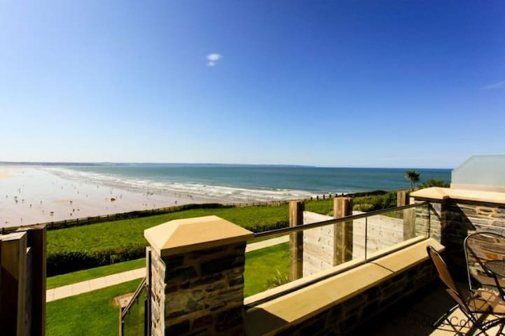 SAUNTON POINT BREAK | 2 Bedrooms - Saunton - Departamento