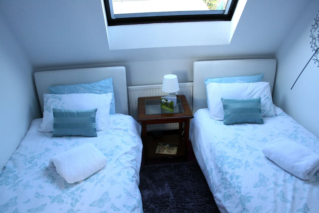 Comfortable beds with memory foam toppers, cosy duvets, fluffy towels and plenty of pillows.