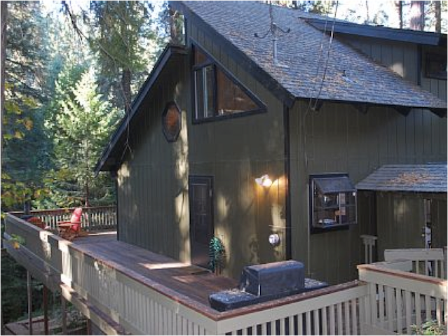 Family Home in the Sierra Foothills - Pollock Pines - Rumah