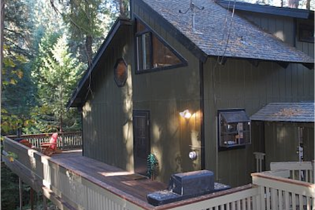 Family Home in the Sierra Foothills - Pollock Pines - Hus