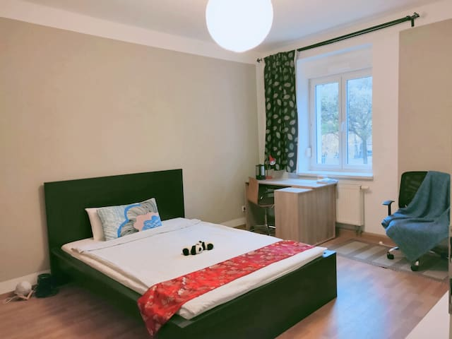 Lovely room, near to city center