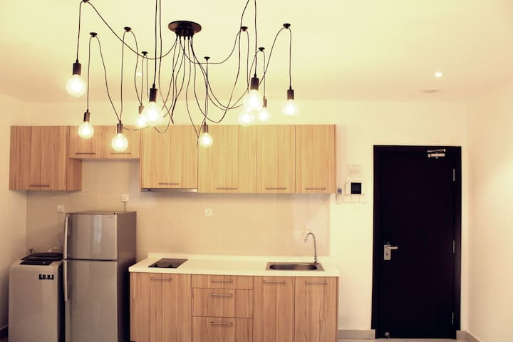 The Sens Light  KSL D'Esplanade Residence Studio - Johor Bahru