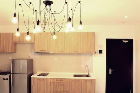 The Sens Light  KSL D'Esplanade Residence Studio - Johor Bahru - Apartmen