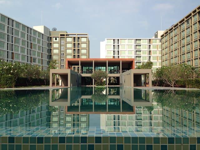 Magnificent Garden & Pool Chiangmai - Chiang Mai - Daire