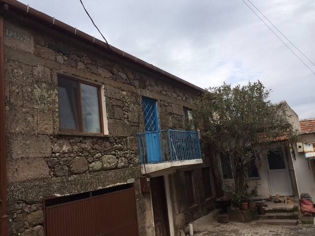 Stone House & Natural Life - Balabanlı Ayvacık - Hus