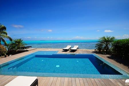 Villa N°10 by ENJOY VILLAS MOOREA - Maharepa - Willa