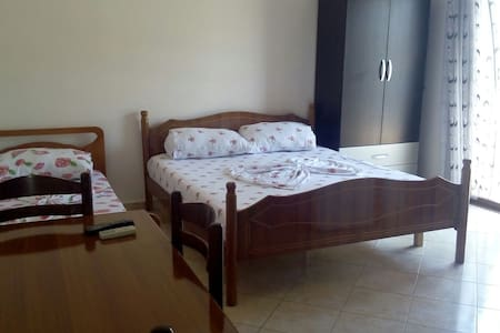 Room with kitchen for 3 persons. - Ksamil