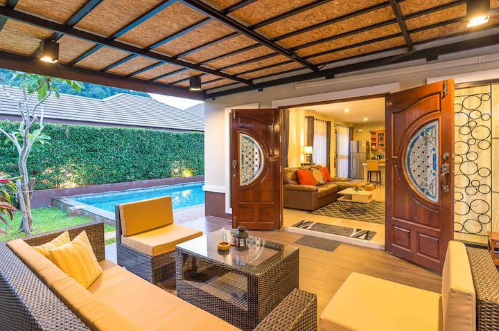 A-One Pool Villa - great value! - free tuk tuk