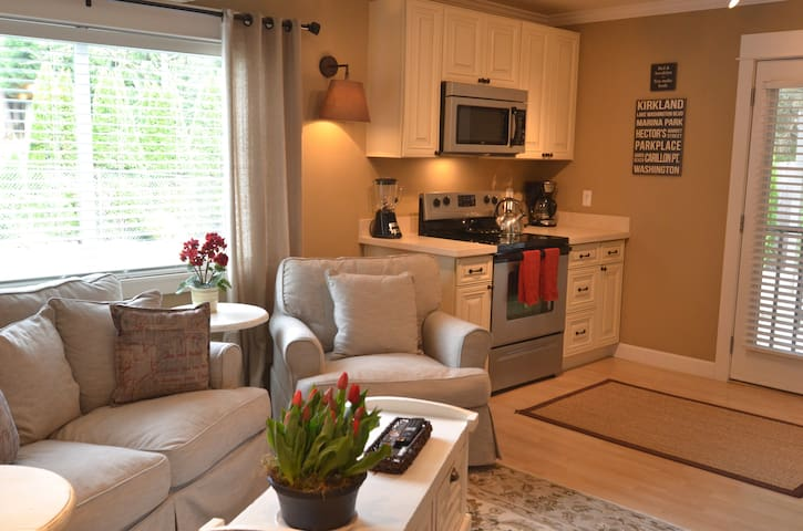Quiet MIL in downtown Kirkland - Apartments for Rent in Kirkland ...