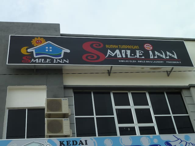 Welcome to Smile Inn. - Padang Serai