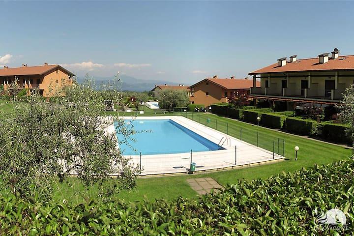 Residence Borgoalto - App Francesca - Puegnago sul Garda - Lägenhet