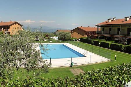 Residence Borgoalto - App Francesca - Puegnago sul Garda - Apartment